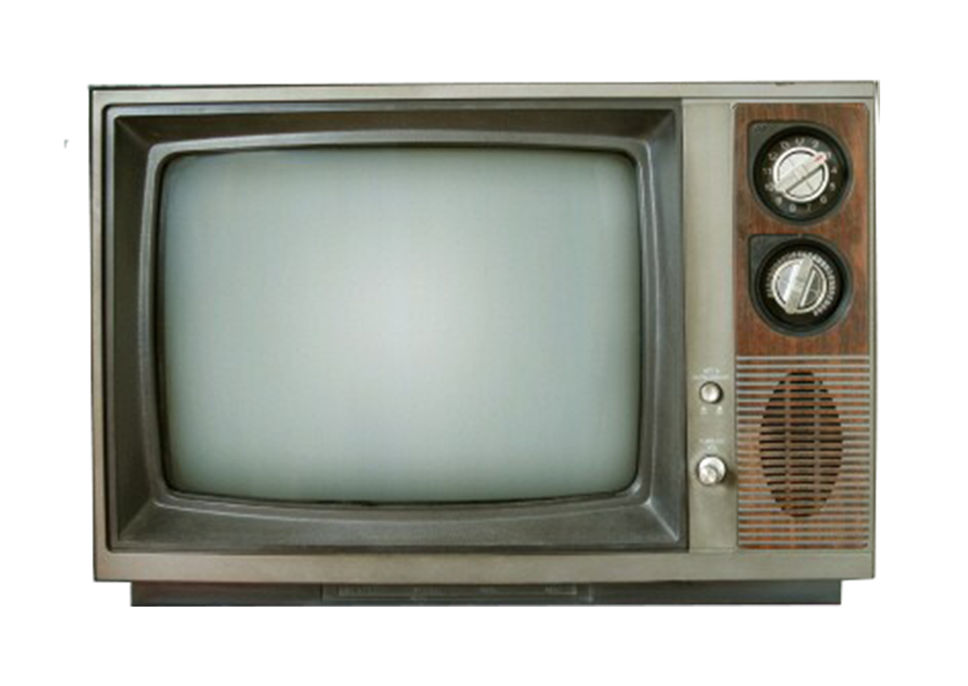 Fernseher Tante Friedl
